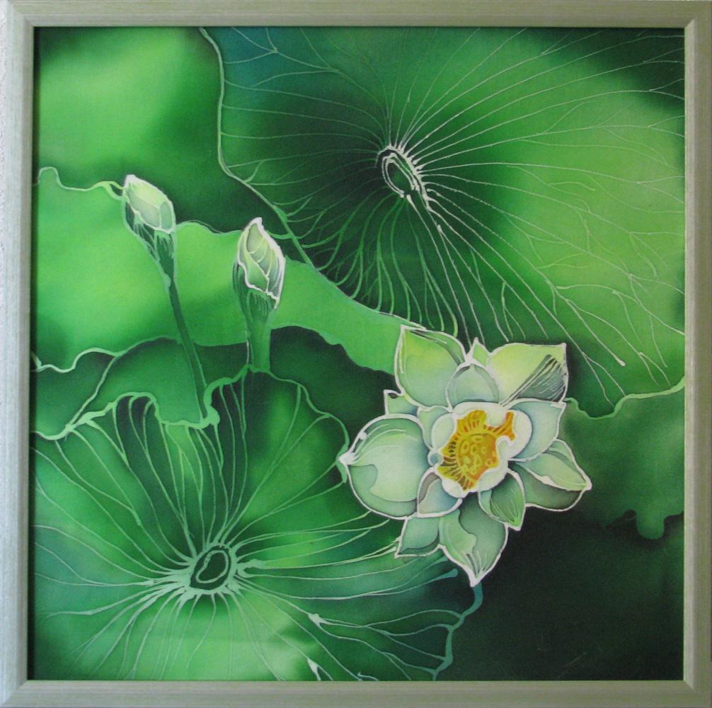 """Anna Badalyan. """"White Lotus"""""""