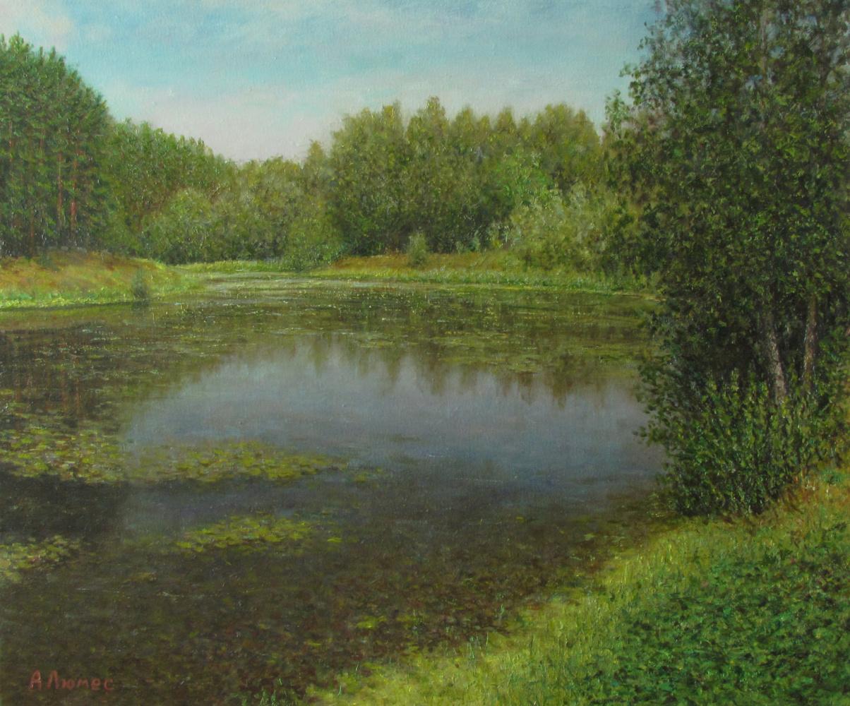 Andrew Lumez. Pond