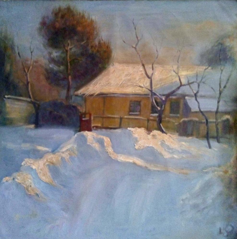 Daniil Litvinov. Вечерний луч