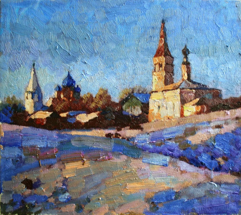 Mikhail Rudnik. Suzdal
