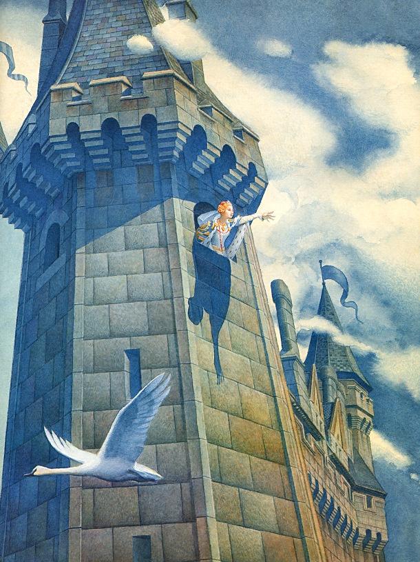 Чарльз Сантор. Замок
