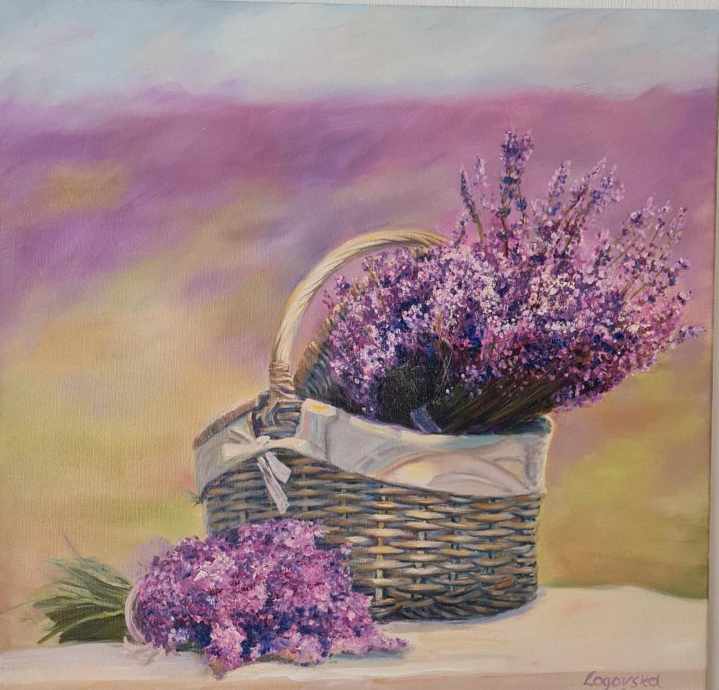 Snezana Logovska. Lavender