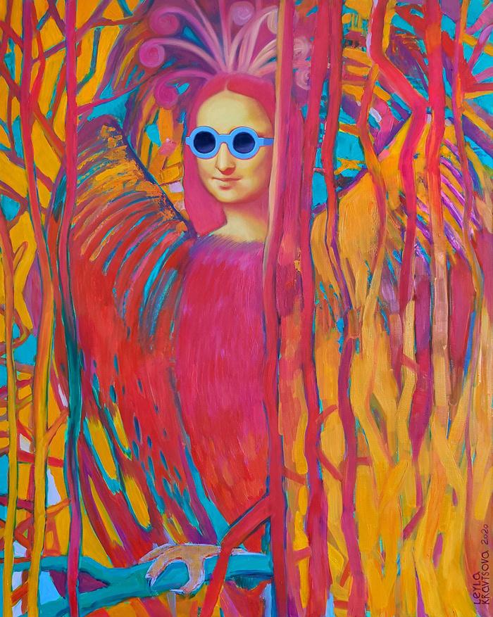 Leila Kravtsova. Phoenix
