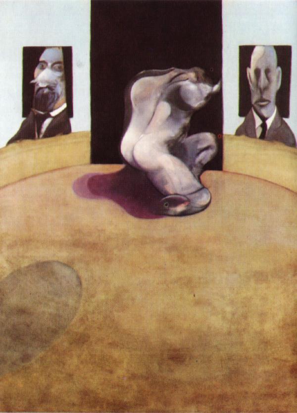 Фрэнсис Бэкон. Триптих