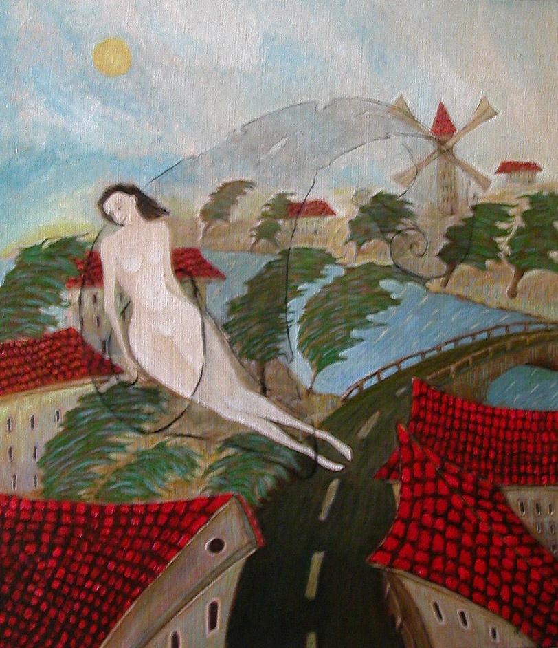 Svyatoslav Ryabkin. Wind wind