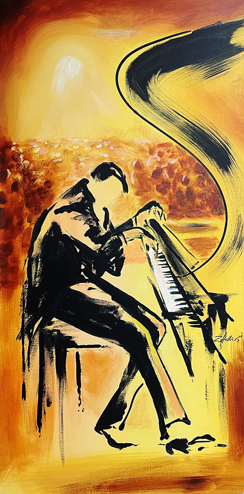 Robert Hettich. Pianist