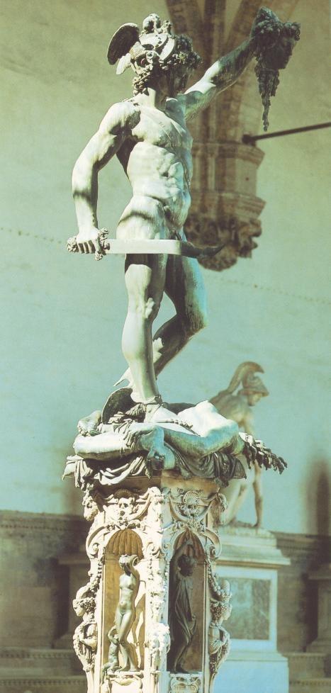 Benvenuto Cellini. Perseus