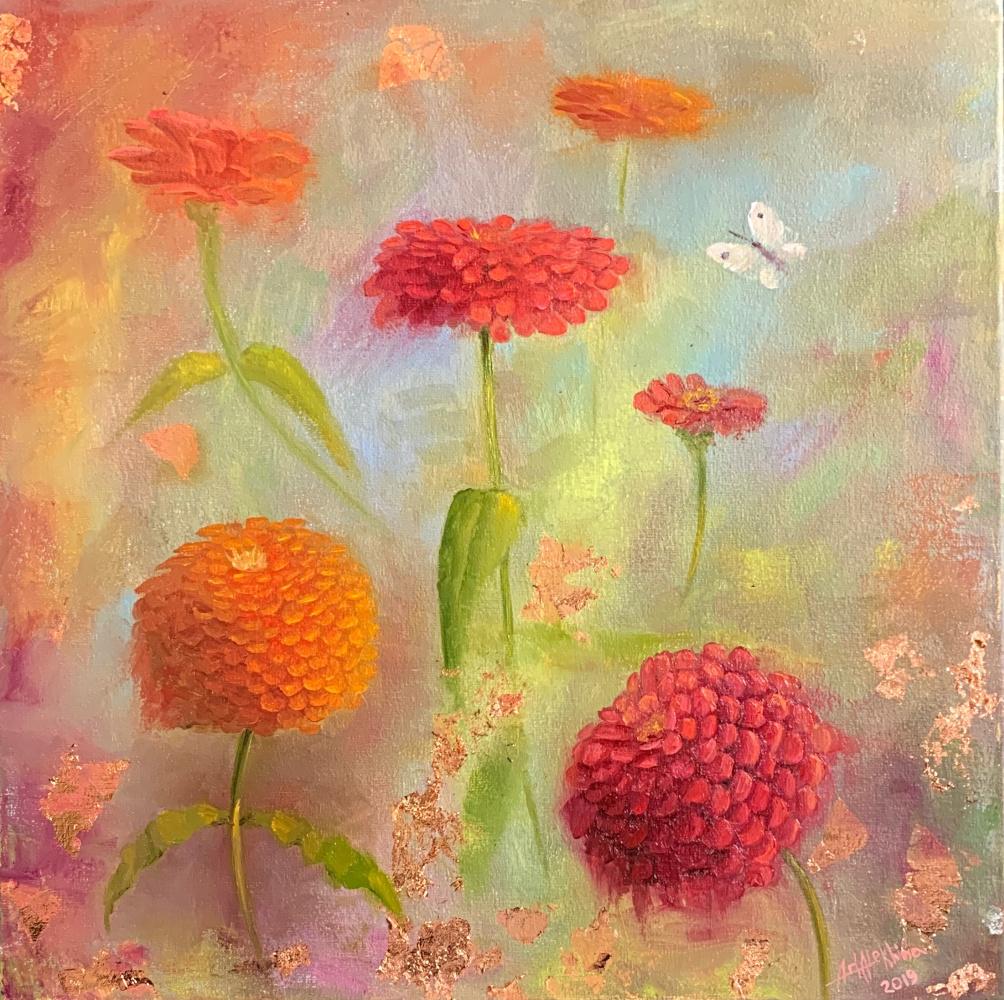 Anastasia Alekhine. Flower melody