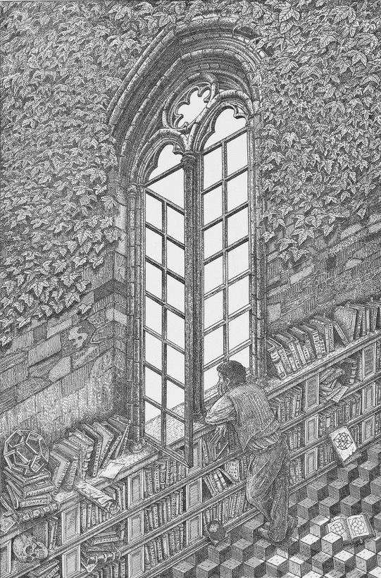 Istvan Oros. Library