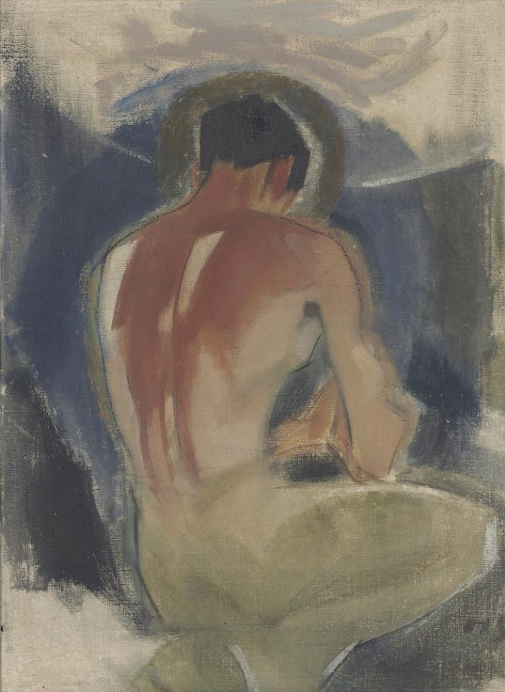«Грабитель у ворот Рая» (1925)