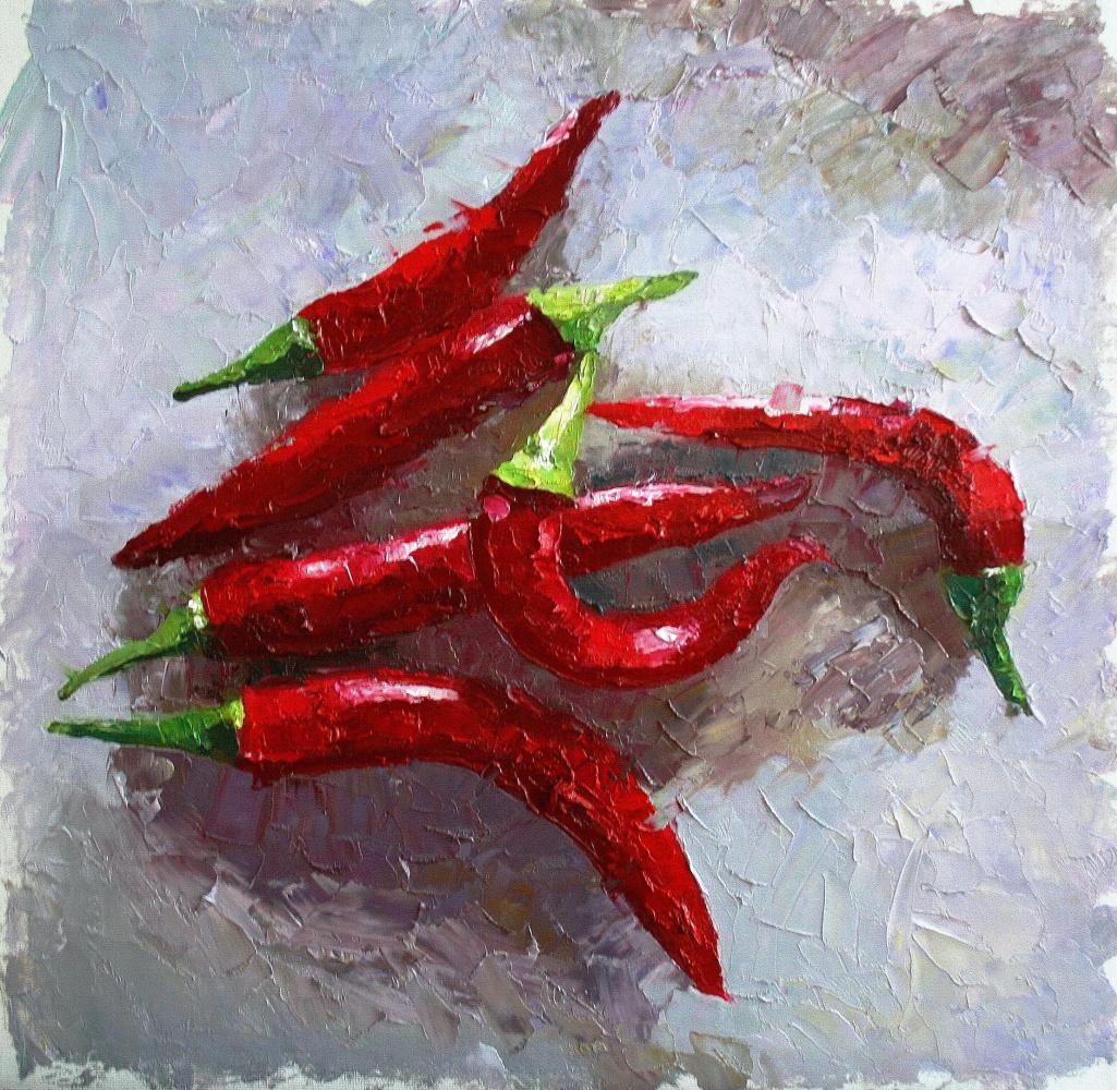 Mikhail Rudnik. Pepper