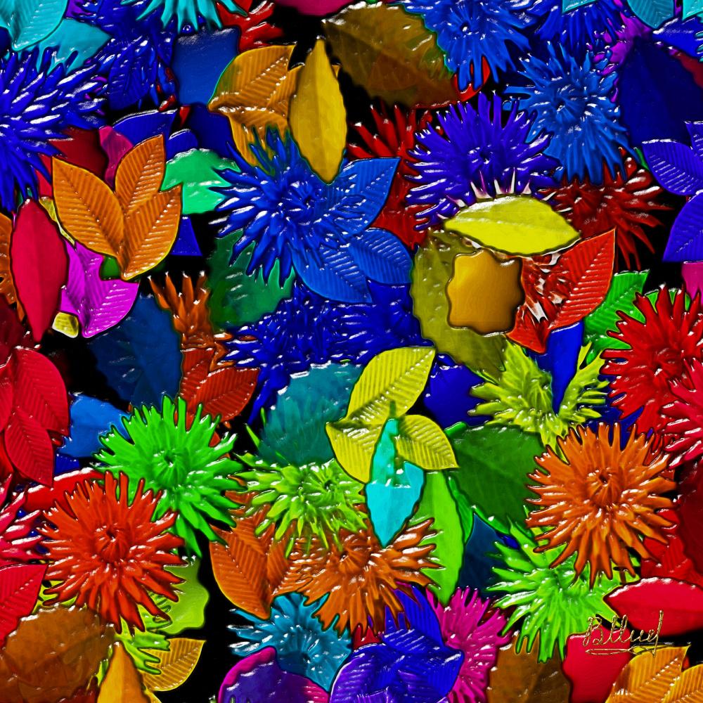 Vasiliy Mishchenko. Flowers 0137