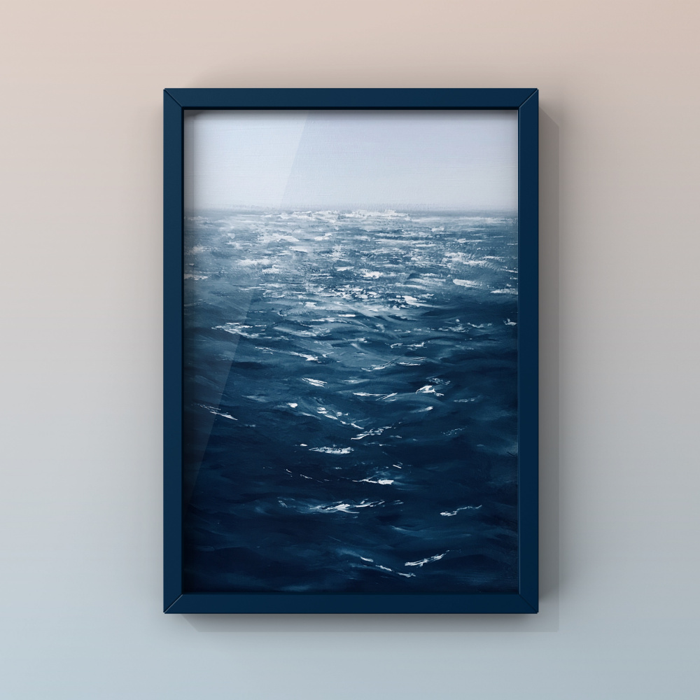 Inna Ponomarenko. Ocean