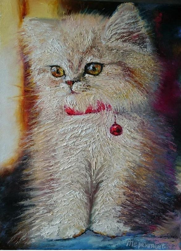 Evgeny Vladimirovich Terentyev. Cat
