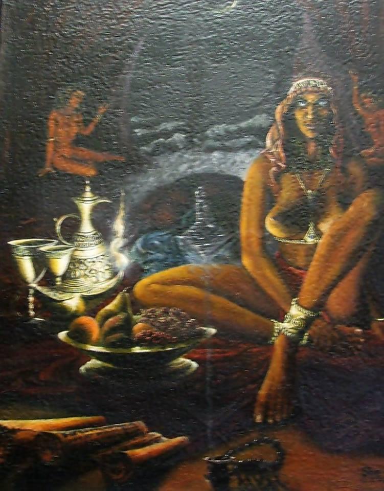 Zeav Gorin. Магия великанов (Антлантида)