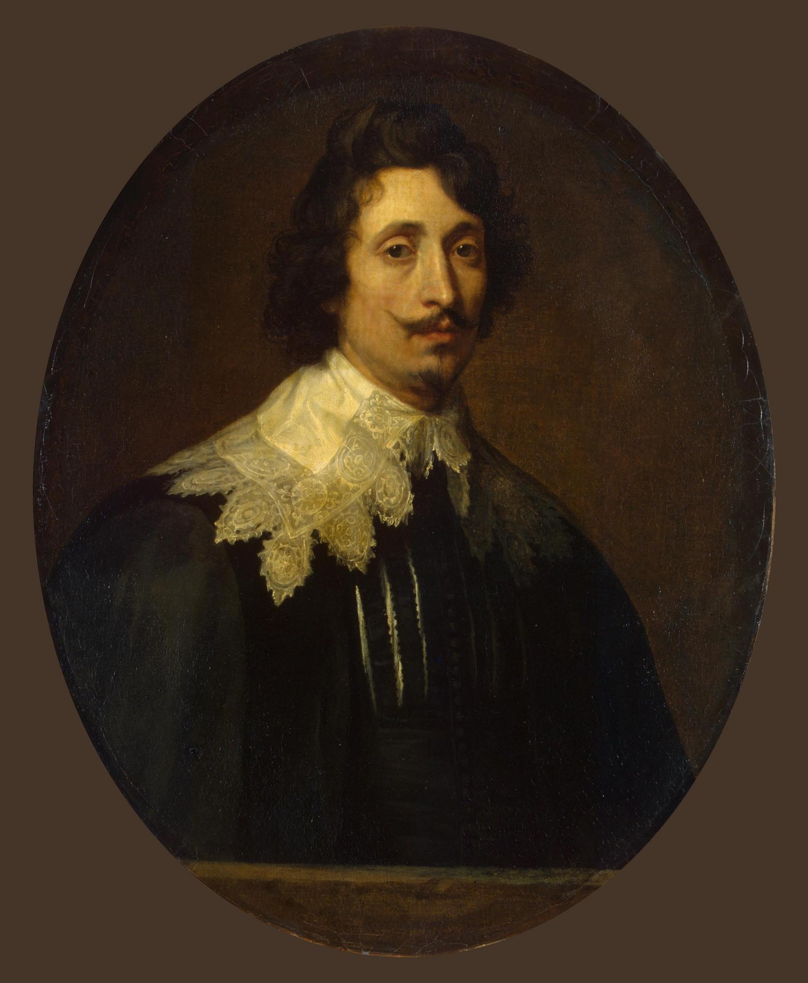 Антонис ван Дейк. Портрет молодого человека