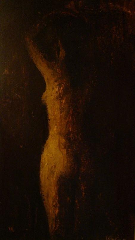 Alexander Kabin. Nude