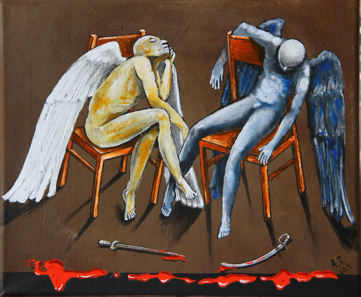 Andrey Trifonov. The truce