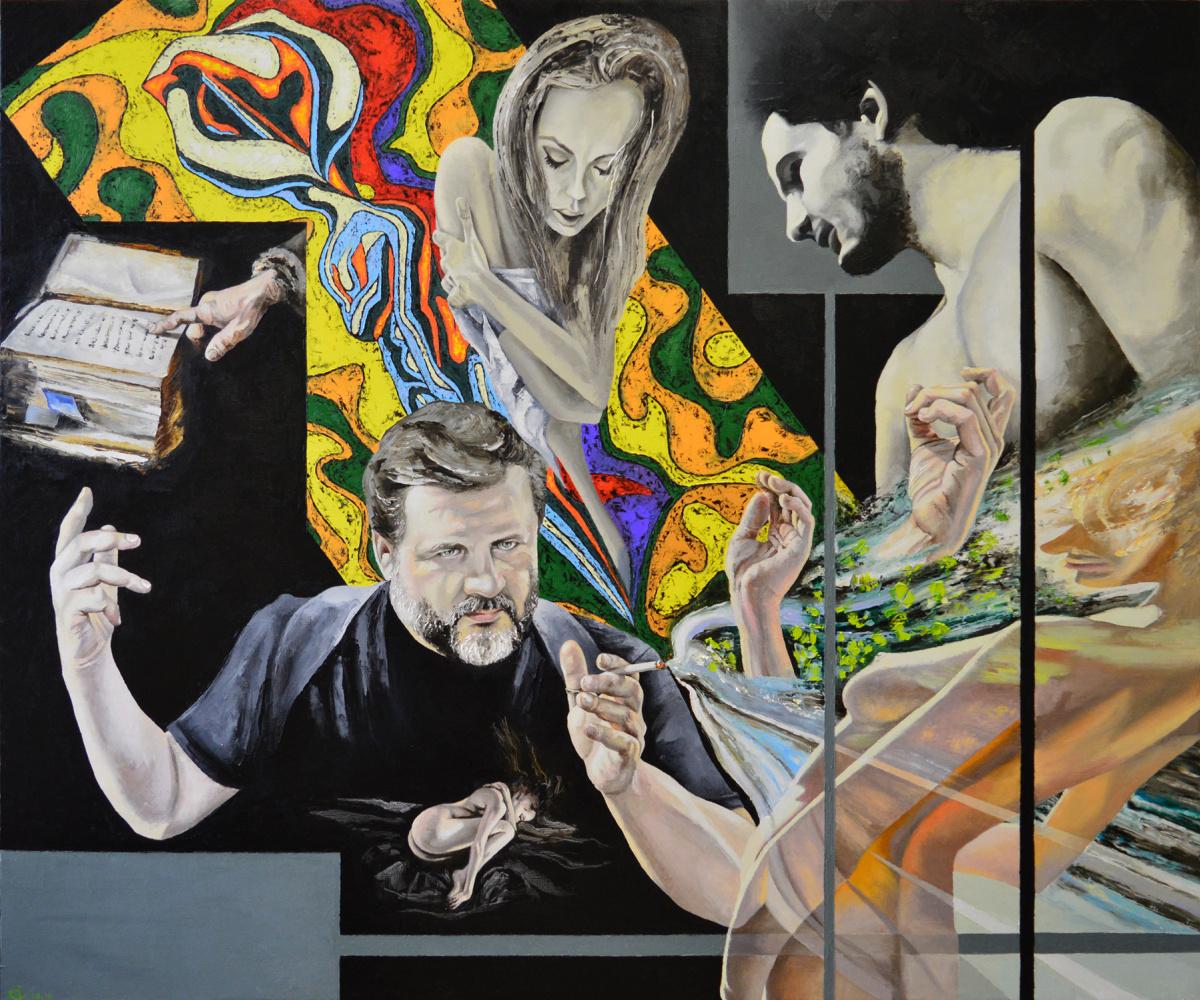 Vadim Anatolyevich Stolyarov. Creator - he is a critic of his creation, creation is a critic of the Creator himself