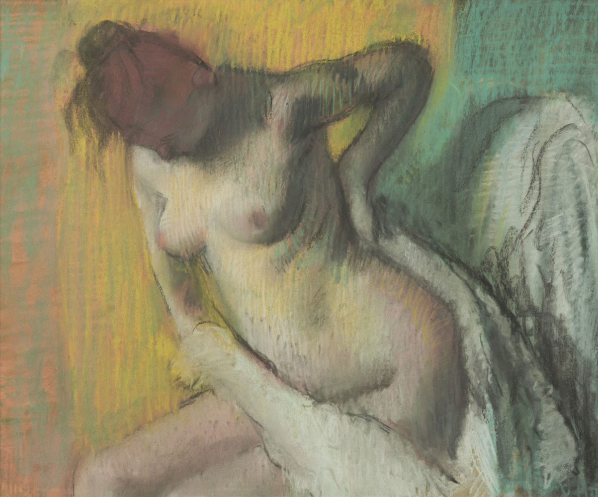 Картинки по запросу Эдгар Дега Ню