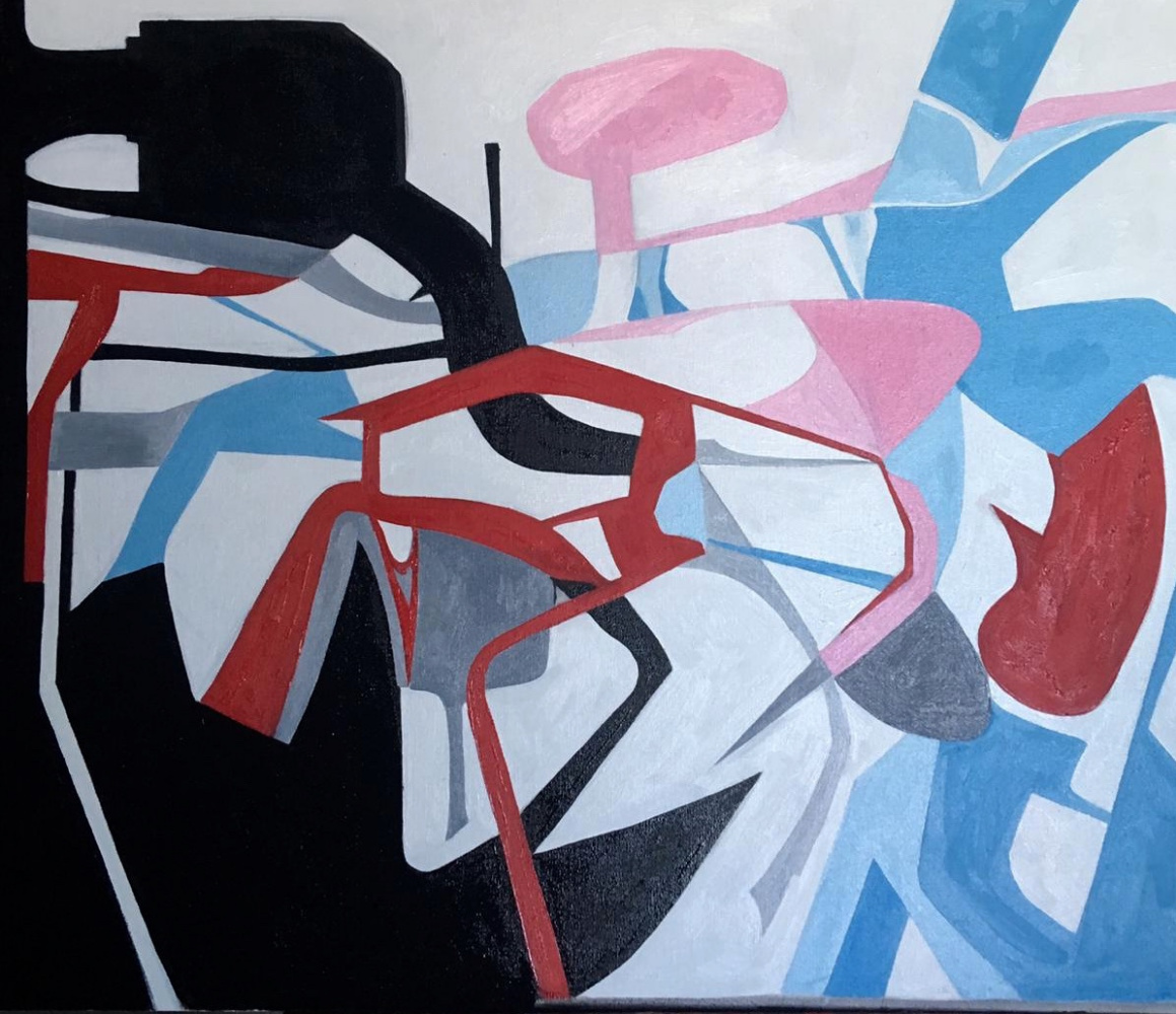 Solo Berlin. Abstraction No 4
