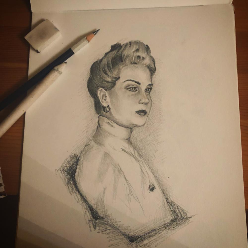 (no name). Countess Yusupova
