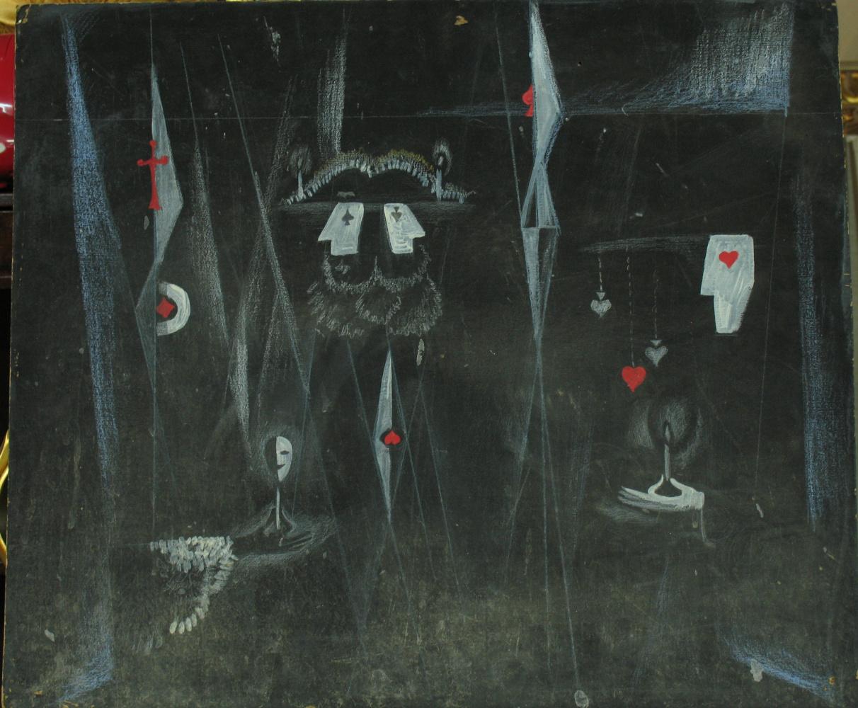 Enar Georgievich Stenberg. Decoration