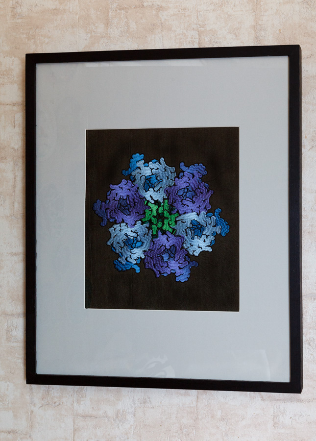 Daniil Igorevich Argunov. Water lily