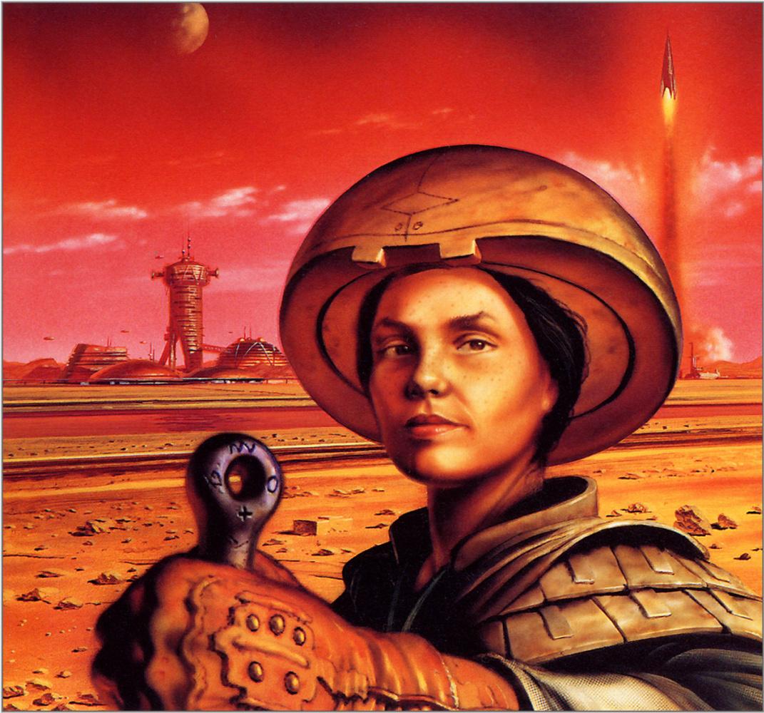 Крис Мур. Марсианский спящий режим