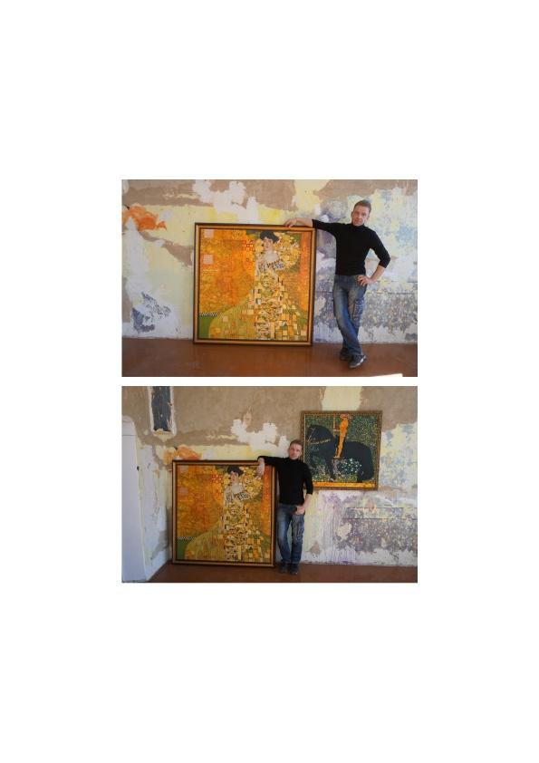D. Gorolevich Copy. Выставка полноразмерных копия