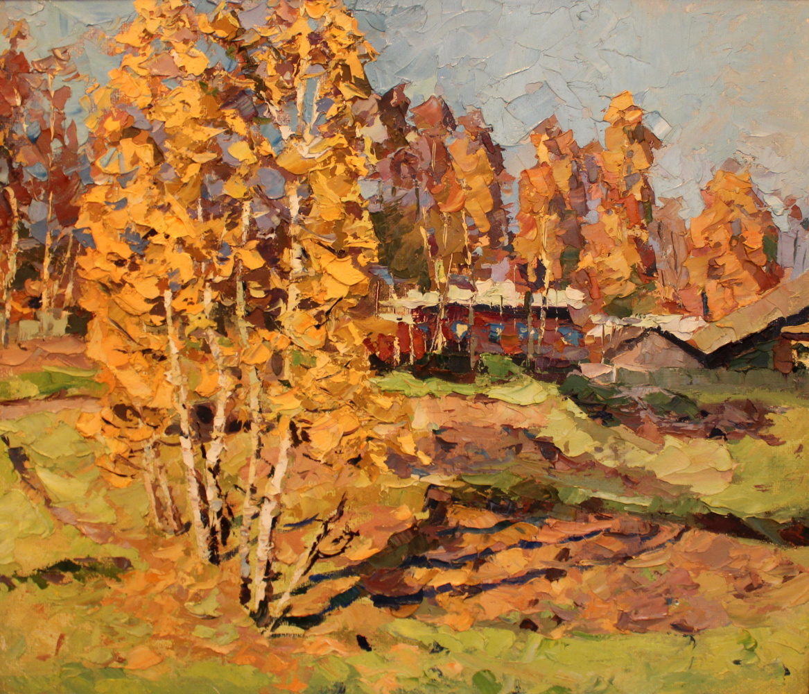 Vladimir Sergeevich Kondyrev. Sunny day