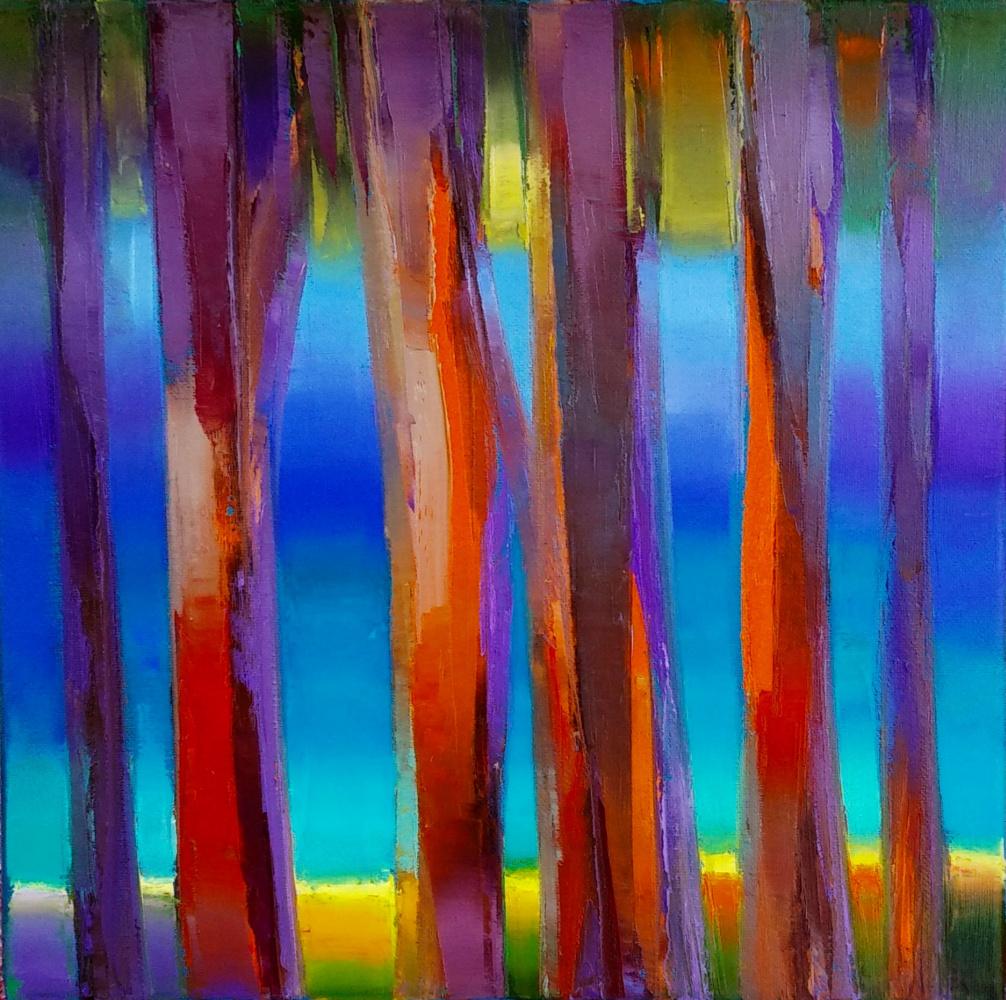 Tatiana. Redwoods