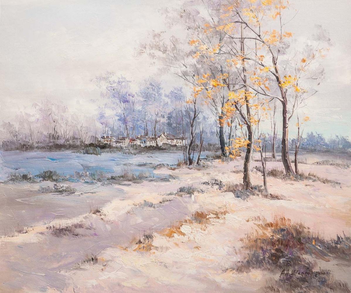Andrey Sharabarin. First snow
