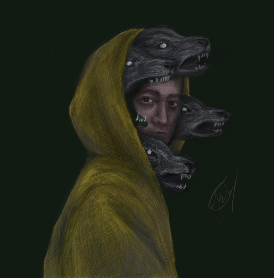 Yut Elovi. Portrait to order