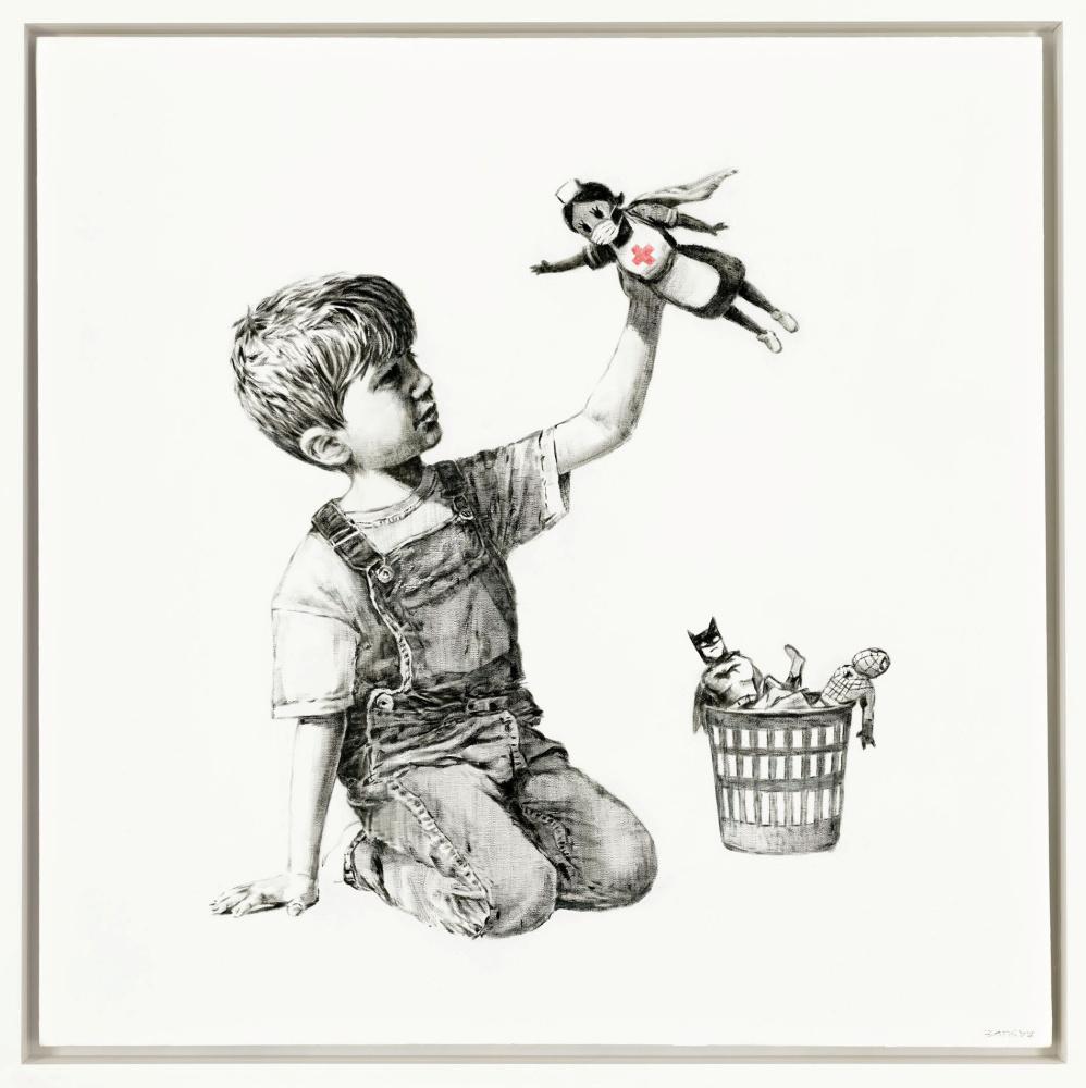 Banksy. Game Changer