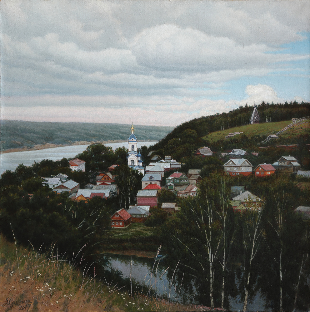 Alexander Mikhailovich Sushenok. Ples