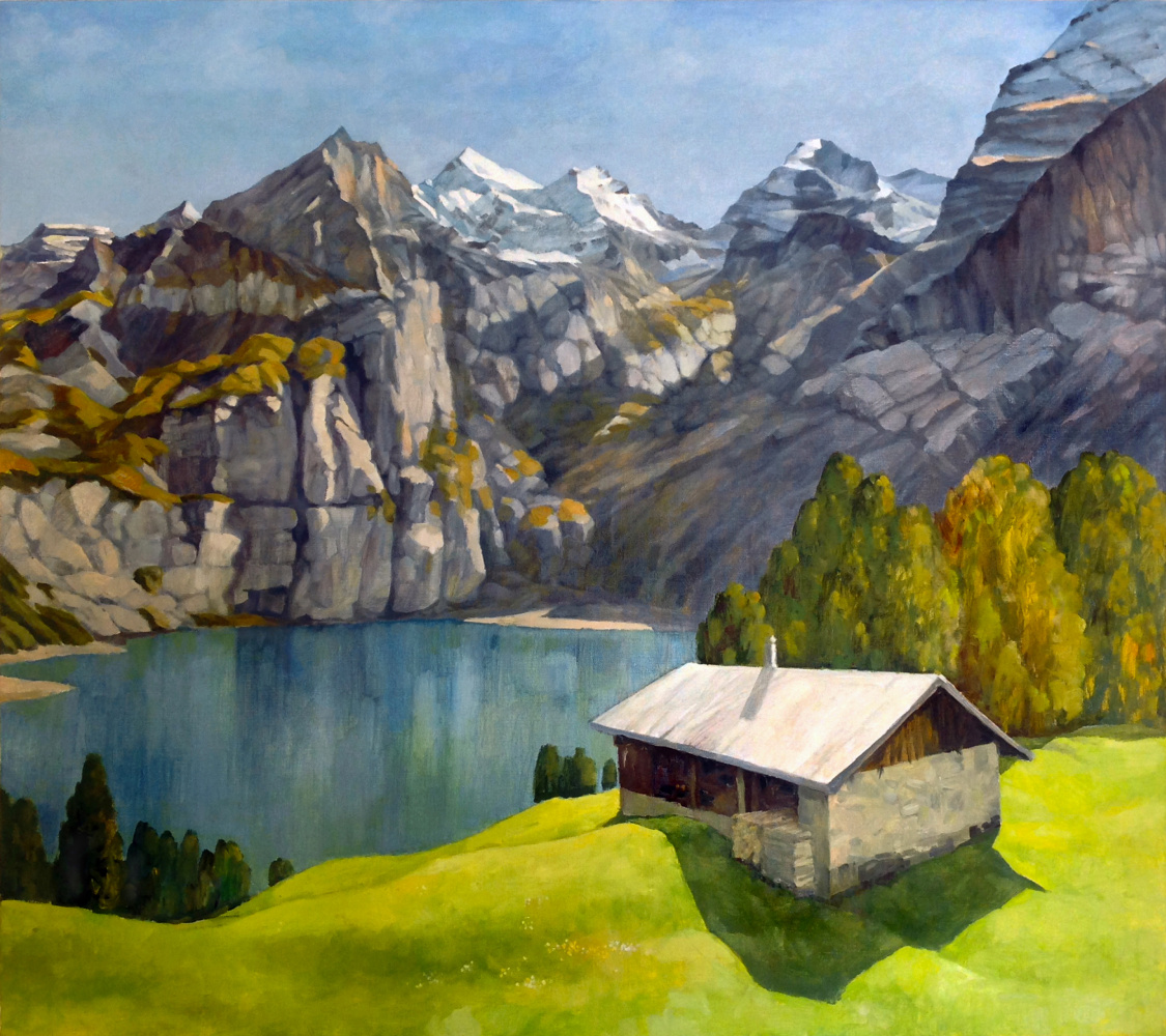 Alan Albegov. Alps 3