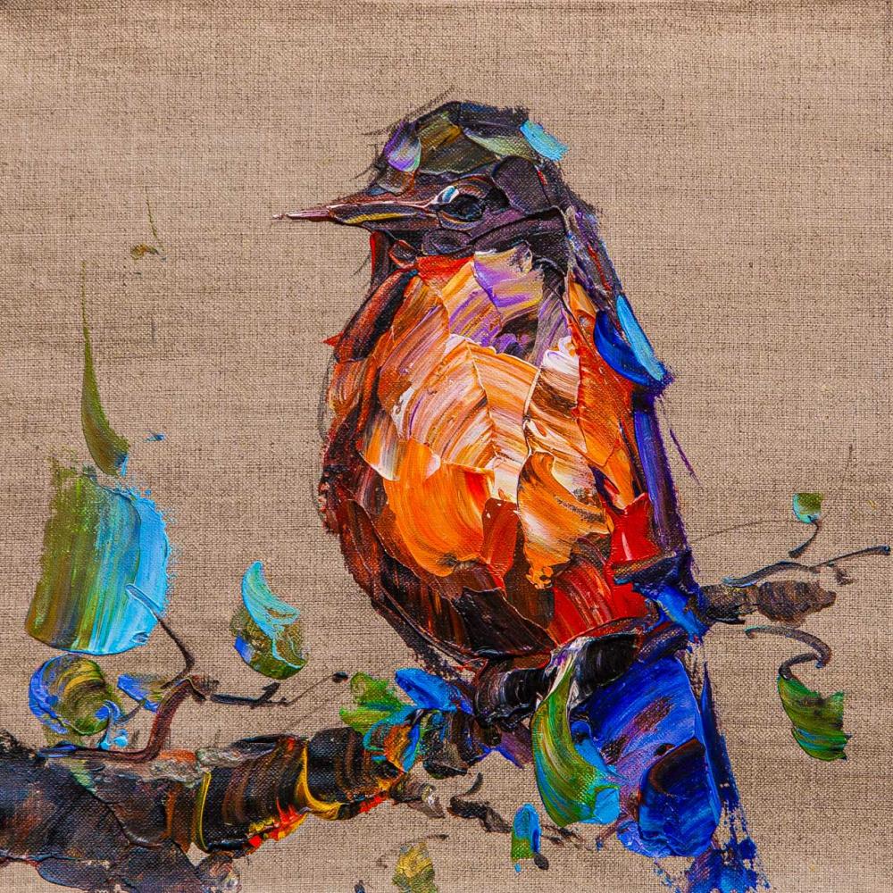 Jose Rodriguez. Певчая птичка N4