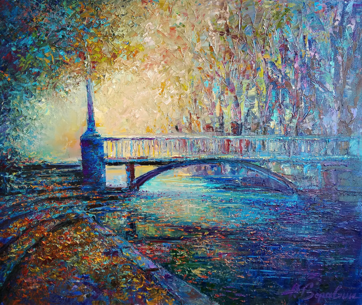 Andrei Ivanovich Boravik. Autumn Blues