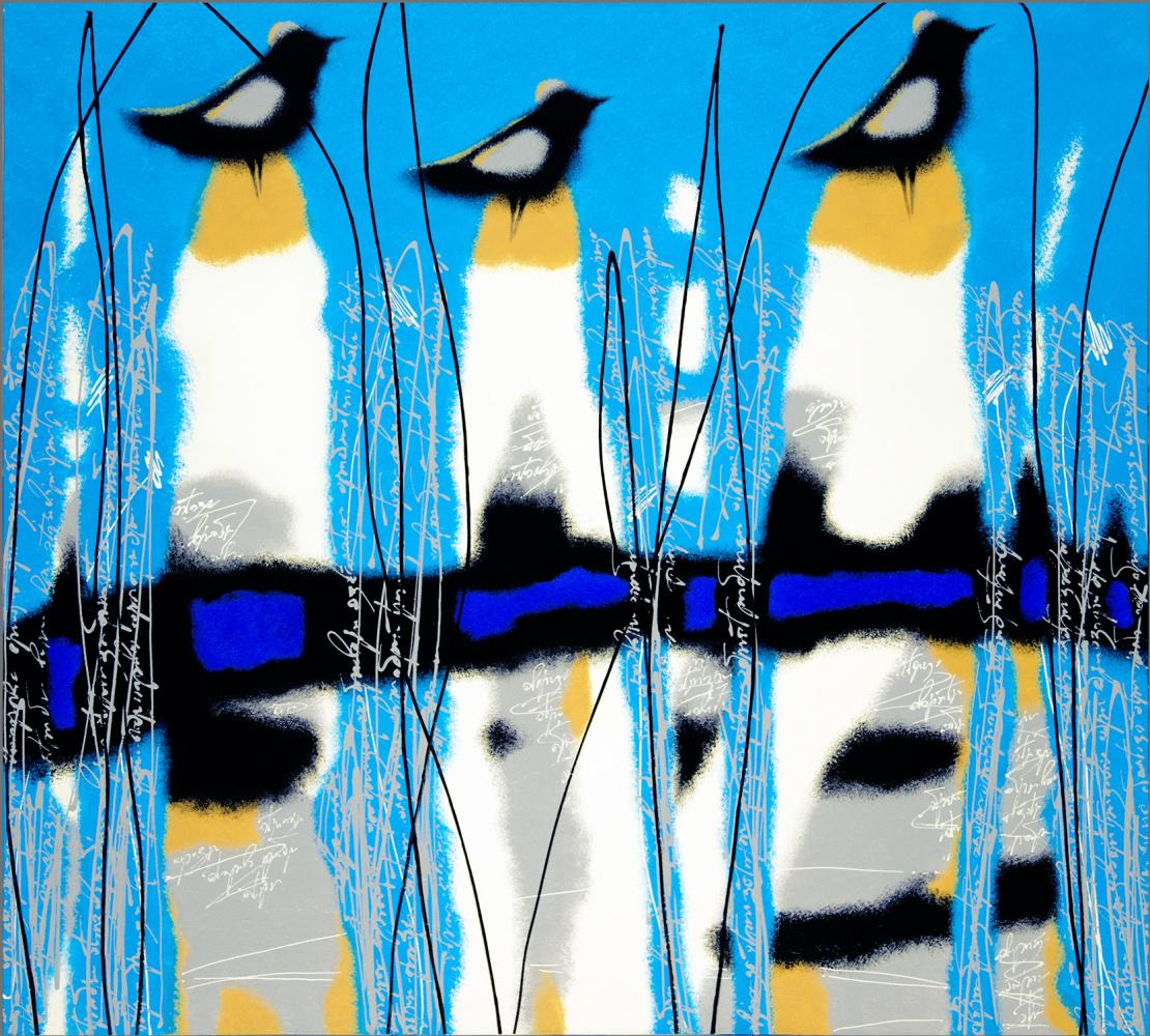 Alexander Romanovich Oligerov. Important birds