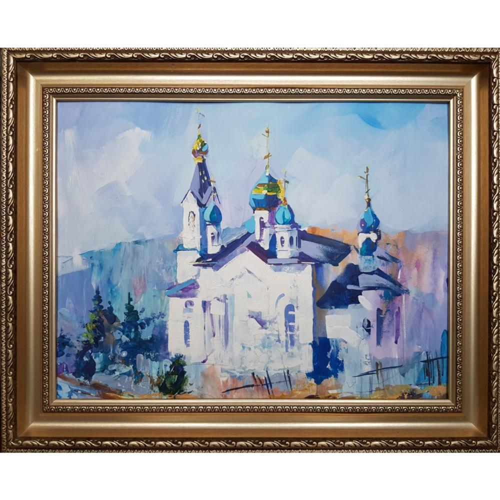 Anton Alexandrovich Syzranov. Sunday