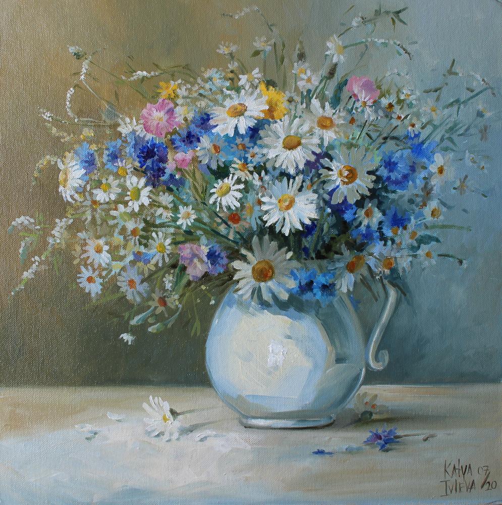 Екатерина Владиславовна Ивлева. Wildflowers