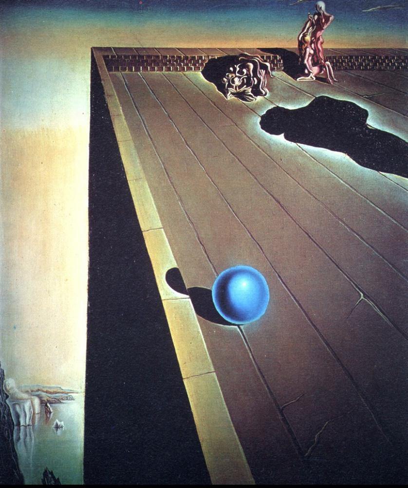 Salvador Dali. Dizziness