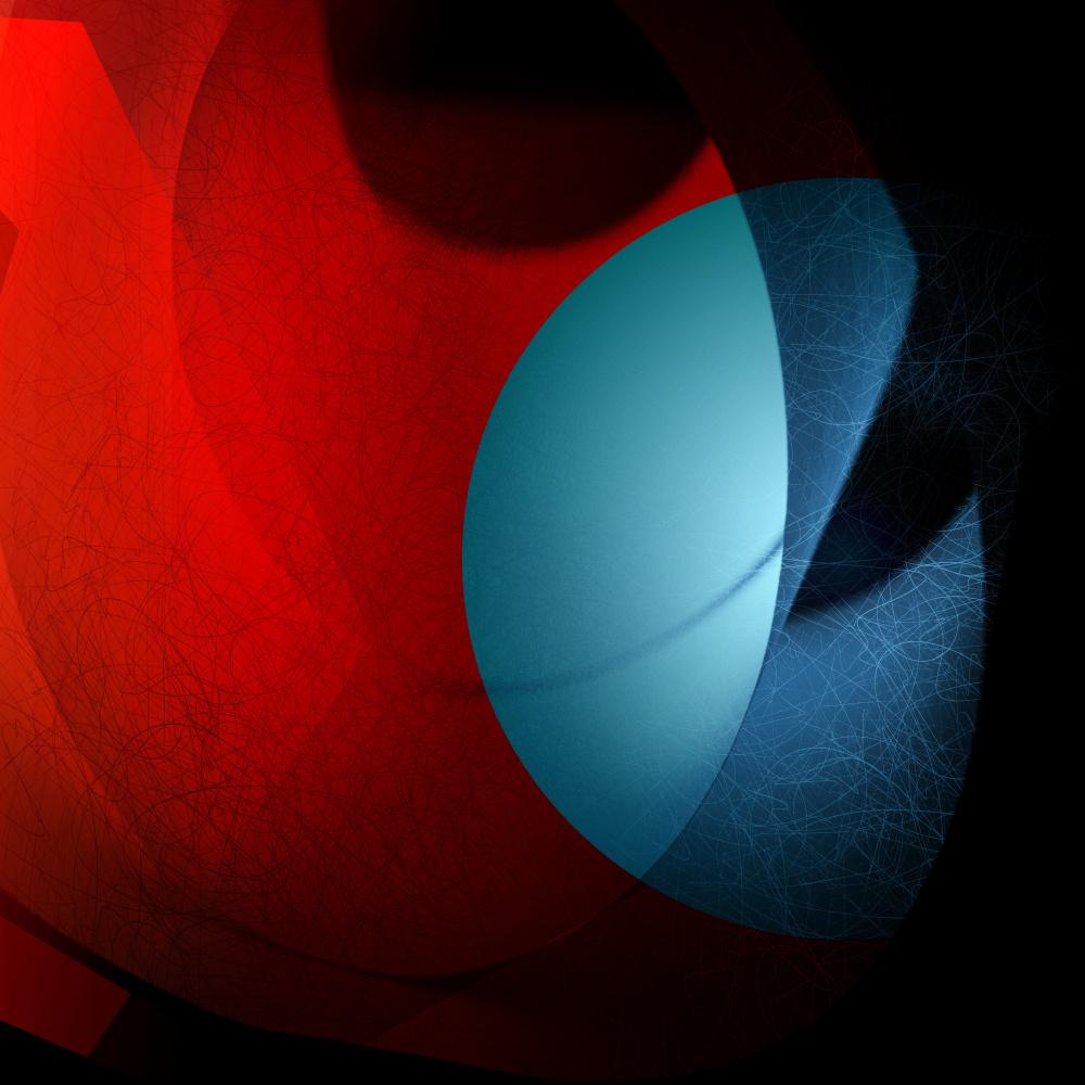 Eugene Pitenin. Abstraction