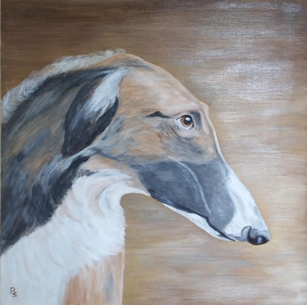 Sergey Valentinovich Polyakov. Greyhound