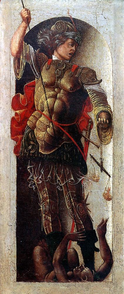 Святой Михаил