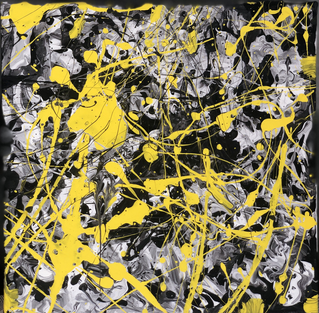 Uliya Krul. Yellow