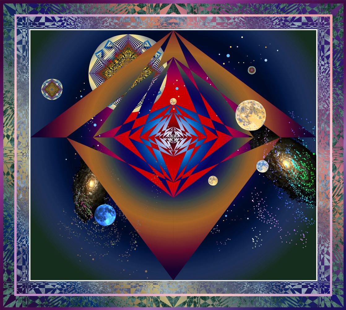 "Юрий Николаевич Сафонов (Yury Safonov). ""Space pyramids"" - an energy crystal"