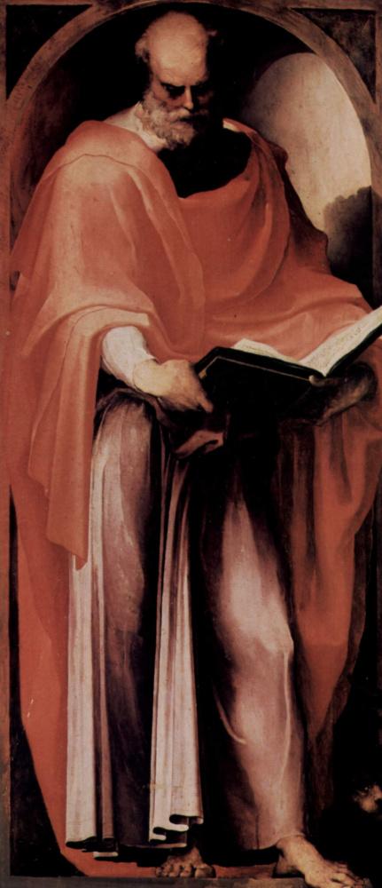 Domenico Beccafumi. SV. Mark