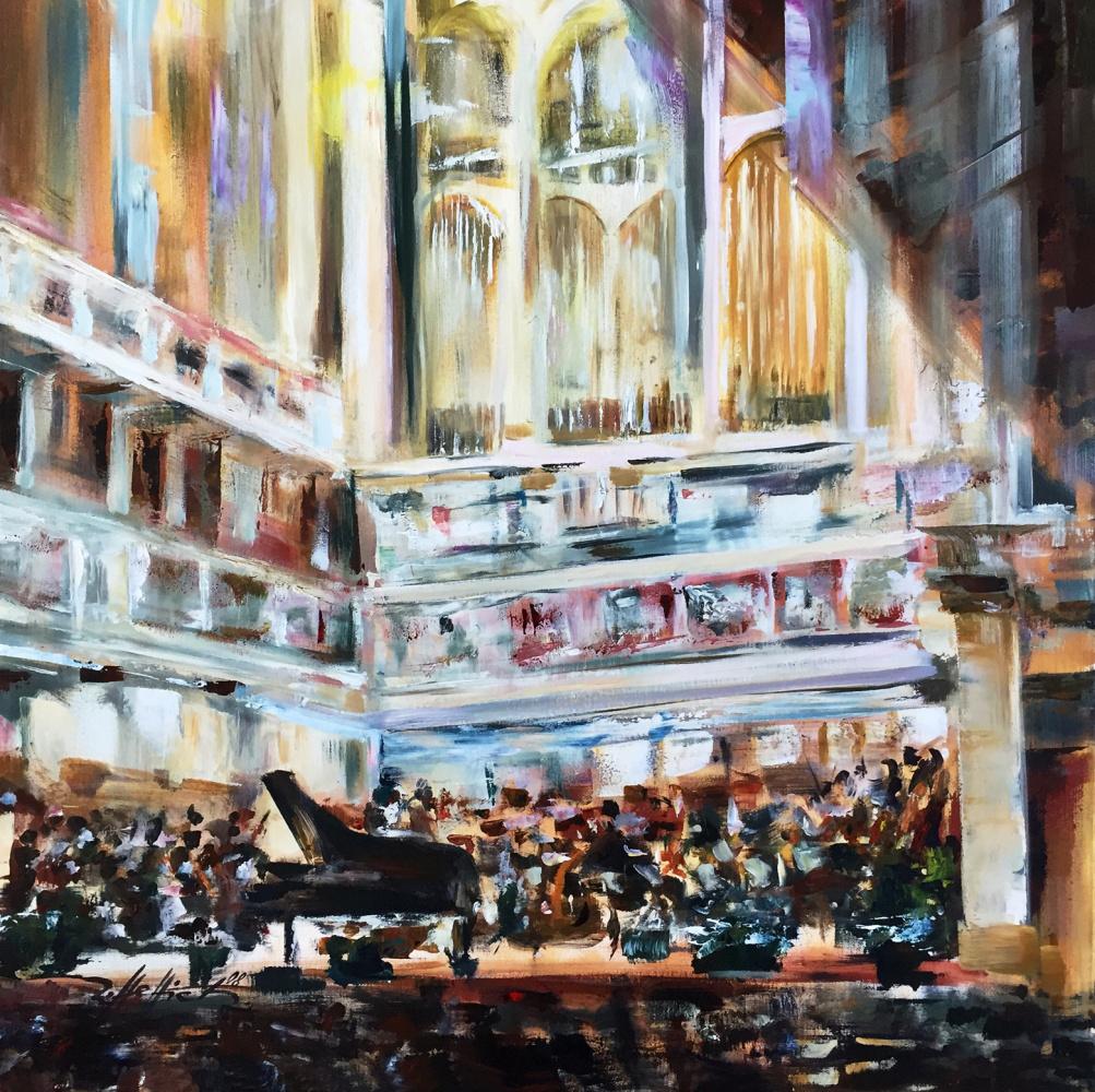 Robert Hettich. Concert
